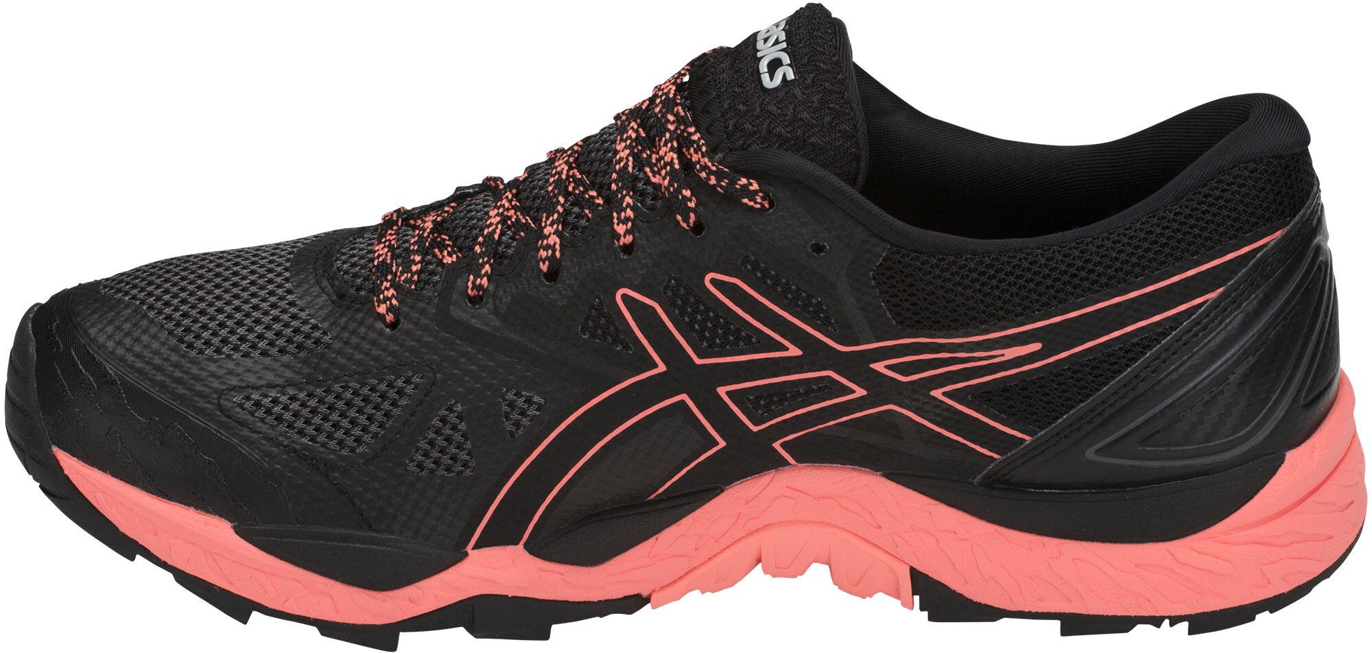 asics Gel-Fujitrabuco 6 G-TX - Zapatillas running Mujer - rojo ... f68f9742da26c